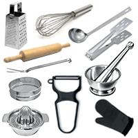 03) Εξοπλισμός - Εργαλεία Κουζίνας